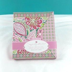 Vera Bradley 'My Pink Ribbon' Journal